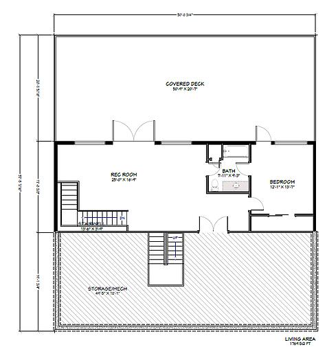 Mid Floor Plan